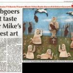 qem - Shetland Times Article